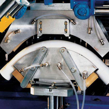 روش جدید تولید خم در لوله های PVC